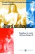 Copertina del libro «Disse ai suoi discepoli»