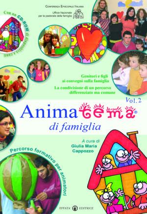 Copertina del libro Animatema® di famiglia vol. 2
