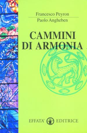 Copertina del libro Cammini di armonia