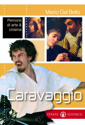 Copertina del libro Caravaggio