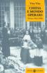 Copertina del libro Chiesa e mondo operaio