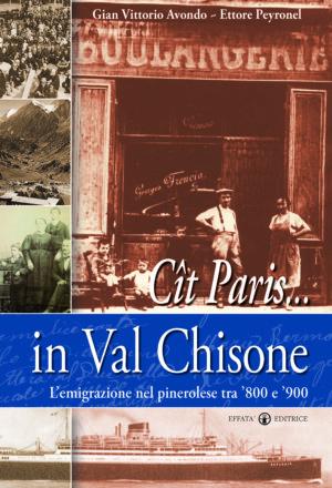 Copertina del libro Cit Paris... in Val Chisone