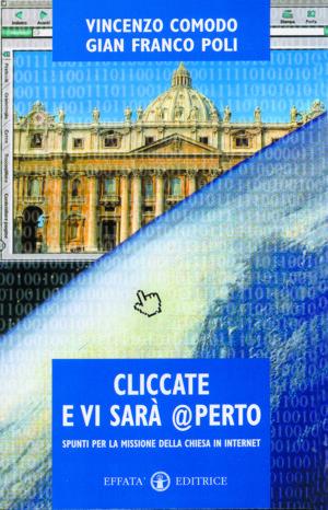 Copertina del libro Cliccate e vi sarà @perto