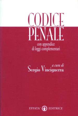 Copertina del libro Codice penale