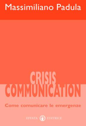Copertina del libro Crisis Communication