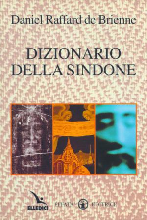 Copertina del libro Dizionario della Sindone