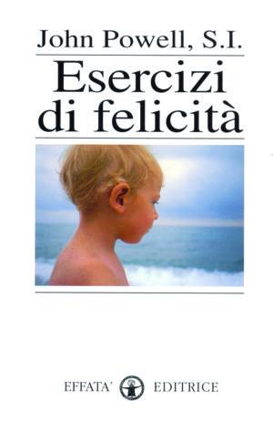 Copertina del libro Esercizi di felicità
