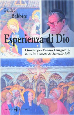 Copertina del libro Esperienza di Dio