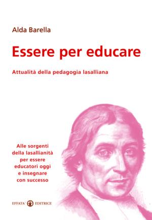 Copertina del libro Essere per educare