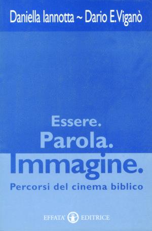 Copertina del libro Essere. Parola. Immagine.