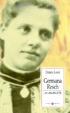 Copertina del libro Germana Resch