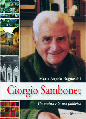 Copertina del libro Giorgio Sambonet