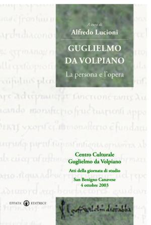 Copertina del libro Guglielmo da Volpiano