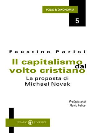 Copertina del libro Il capitalismo dal volto cristiano