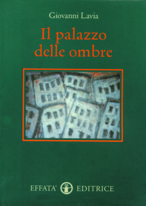 Copertina del libro Il palazzo delle ombre