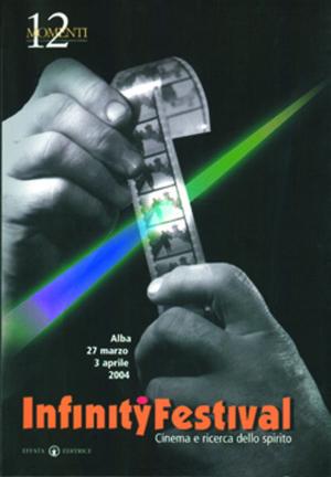 Copertina del libro Infinity Festival 2004