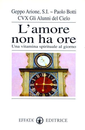 Copertina del libro L'amore non ha ore