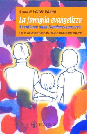 Copertina del libro La famiglia evangelizza