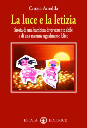Copertina del libro La luce e la letizia