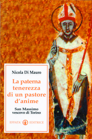 Copertina del libro La paterna tenerezza di un pastore di anime