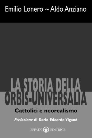 Copertina del libro La storia della Orbis-Universalia