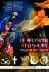 Copertina del libro Le religioni e lo sport