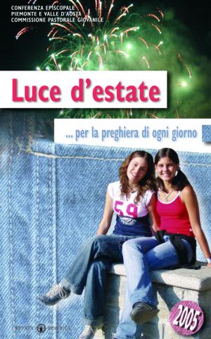 Copertina del libro Luce d'estate