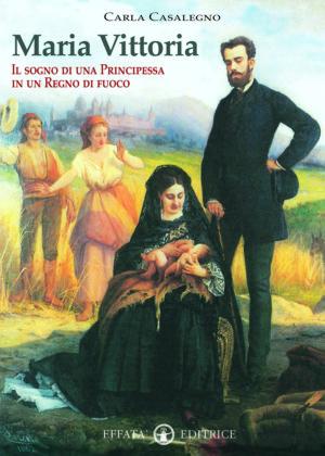 Copertina del libro Maria Vittoria