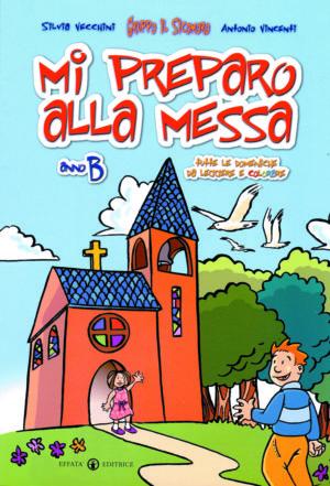 Copertina del libro Mi preparo alla Messa - anno B