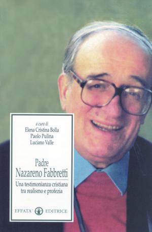 Copertina del libro Padre Nazareno Fabbretti