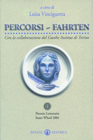 Copertina del libro Percorsi - Fahrten