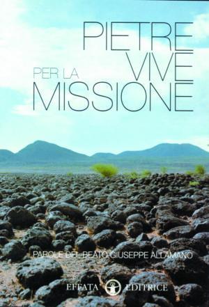 Copertina del libro Pietre vive per la missione
