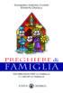 Copertina del libro Preghiere di famiglia