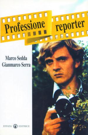 Copertina del libro Professione reporter