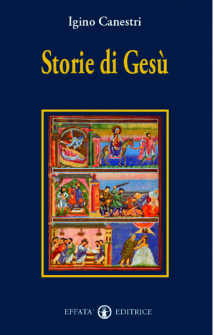 Copertina del libro Storie di Gesù