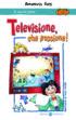 Copertina del libro Televisione, che passione!