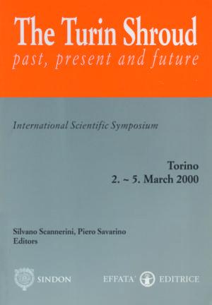 Copertina del libro The Turin Shroud past, present and future