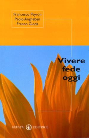 Copertina del libro Vivere fede oggi