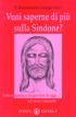 Copertina del libro Vuoi saperne di più sulla Sindone?
