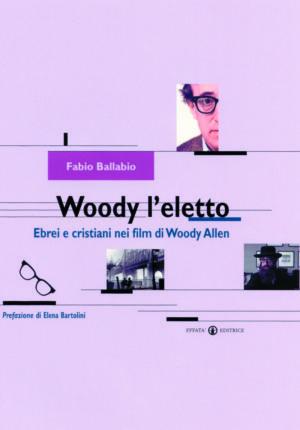 Copertina del libro Woody l'eletto
