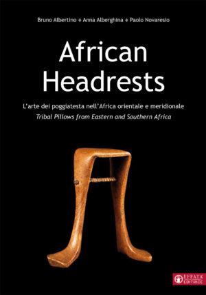 Copertina del libro African Headrests