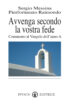Copertina del libro Avvenga secondo la vostra fede