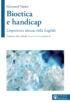 Copertina del libro Bioetica e handicap