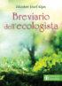 Copertina del libro Breviario dell'ecologista