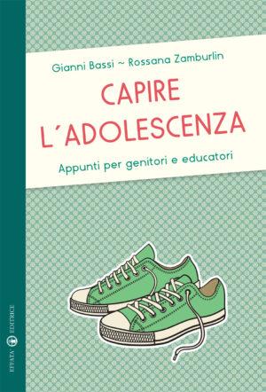 Copertina del libro Capire l'adolescenza