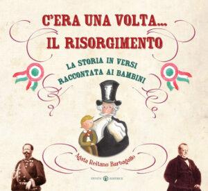 Copertina del libro C'era una volta... il Risorgimento