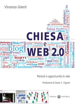 Copertina del libro Chiesa e Web 2.0