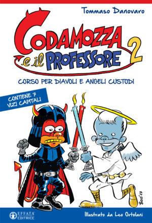 Copertina del libro Codamozza e il professore 2