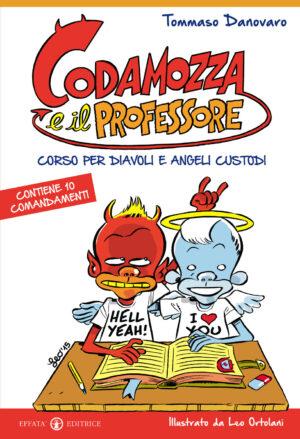Copertina del libro Codamozza e il professore