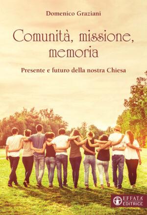 Copertina del libro Comunità, missione, memoria